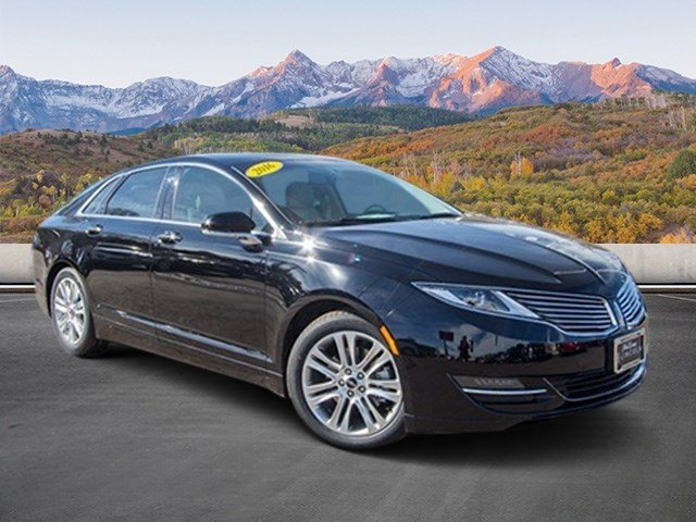 2016 Lincoln MKZ comarpison for sale colorado springs co new vehicle